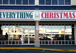 Everything Christmas Stores Franchise Expansion