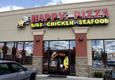 Happy's Pizza Relaunching The Franchise Brand