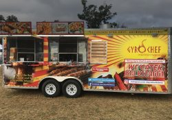 Gyro Chef: New Food Truck and Catering Service Franchise