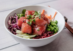 Poke Burri Opens New Sushi Franchise Location in Raleigh, NC
