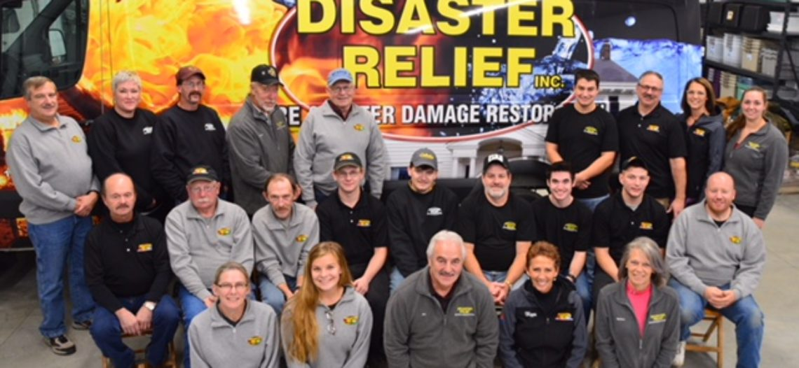 Disaster Relief: Reputable Brand Seeks to Expand Franchise to New Territories