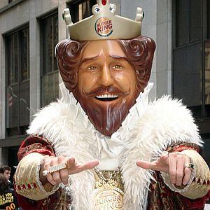 creepy burger king