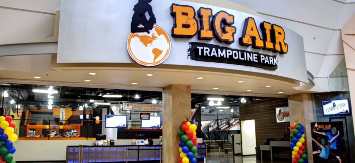 Big Air Trampoline Franchise System Pushes to Go Nationwide