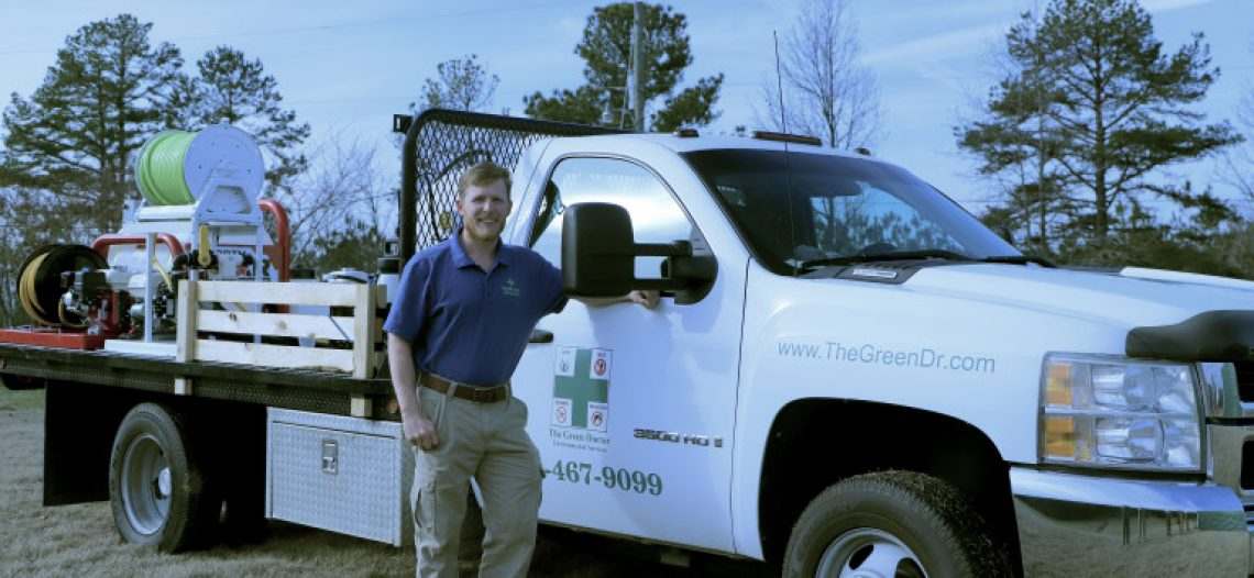 Franchising Opportunity with Green Doctor
