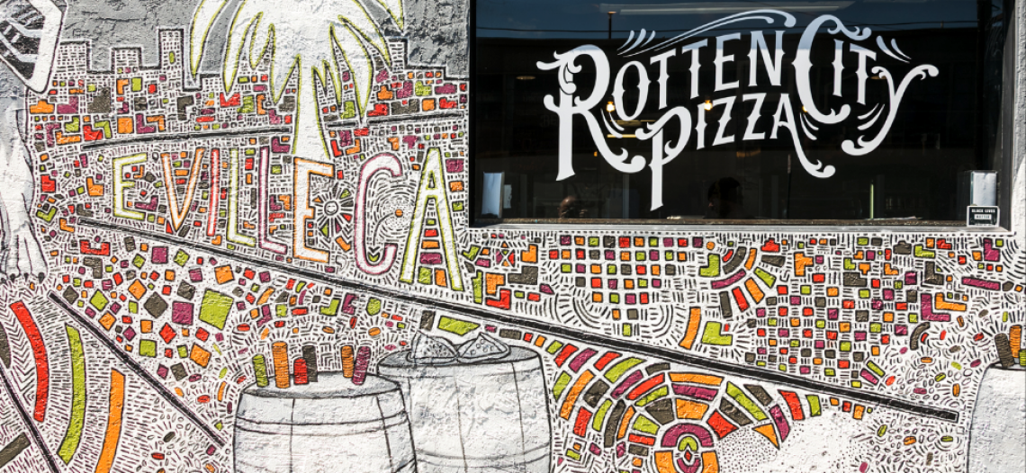 Rotten City Pizza: New Pizzeria Franchise Opportunity