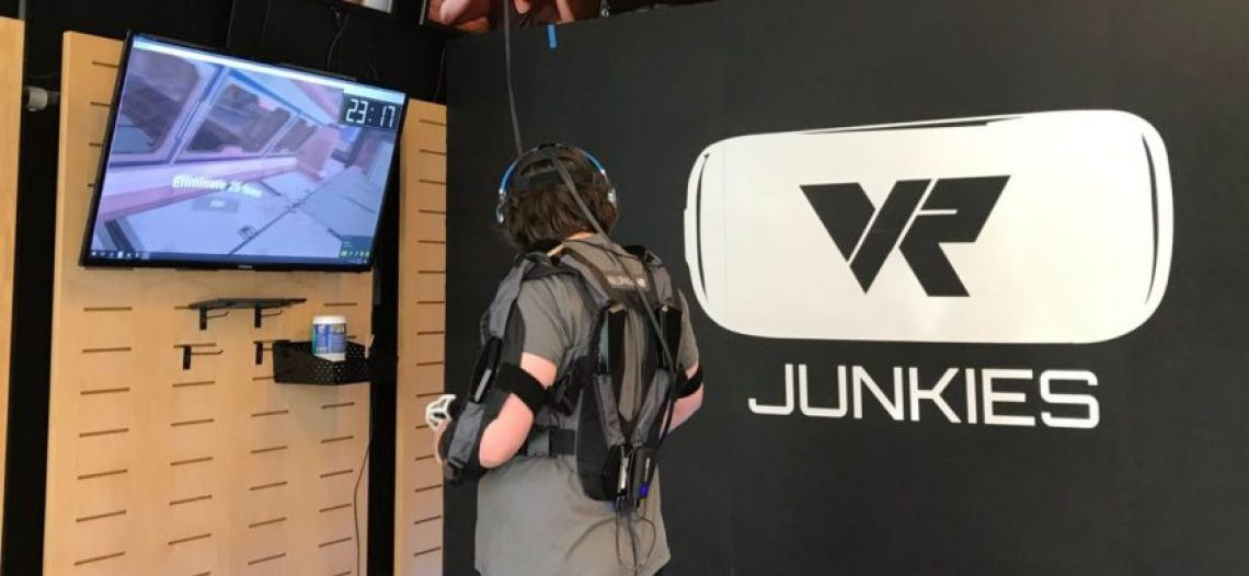 VR JUNKIES LAUNCHES IN NEW ZEALAND