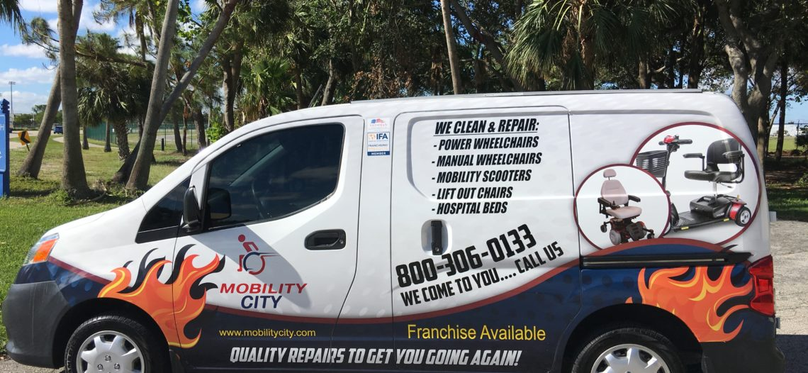 Mobility City has Announced Franchise Opportunities
