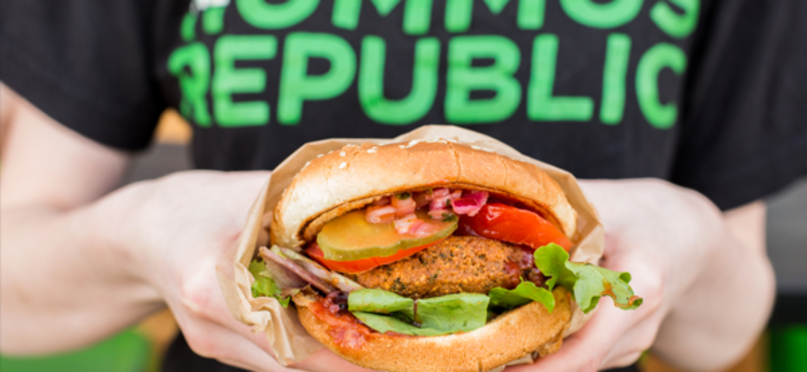 Elevate the Fast Food Scene with Your Hummus Republic Franchise