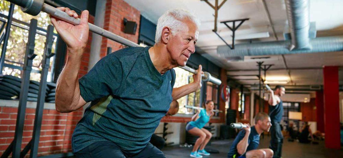 55 PLUS Fitness Franchise Launch
