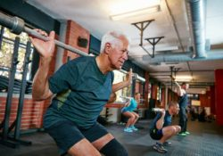 55 PLUS Fitness Franchise Launch