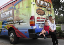 Budget Kitchen Renew Franchise Goes LIVE!