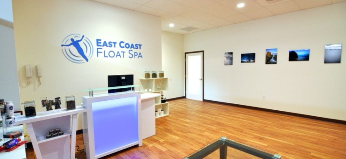 East Coast Float Spa franchise