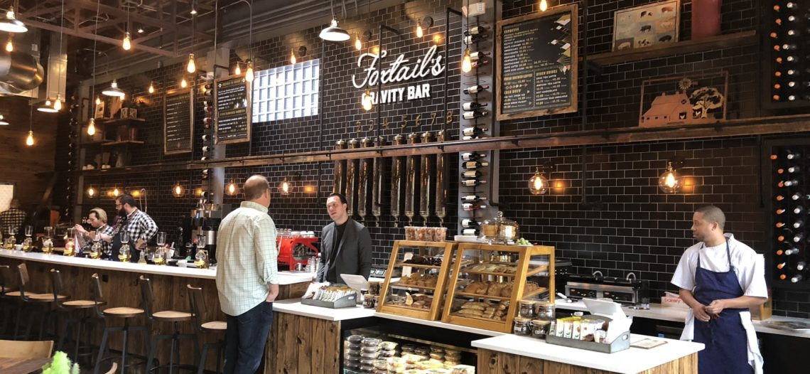 The Coffee Franchise is Here – Foxtail Coffee